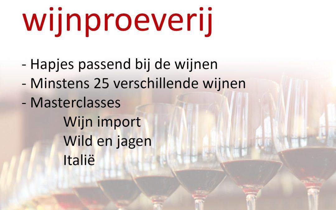 Wijnproeverij met Vino Vero Oeffelt